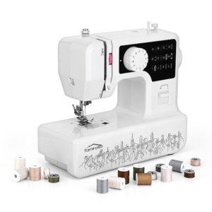 Nähmaschine Für Anfänger, Famirosa Mini Nähmaschine Elektrisch Leicht Kinder